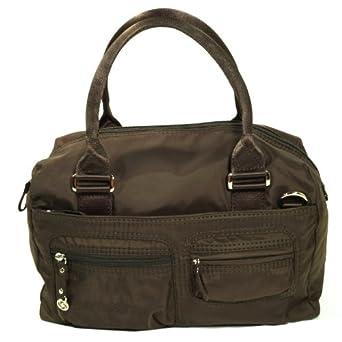 9e2eb1d41b004 Samsonite Move Boston Bag II Braun 50676-1139 Damen Handtasche Tasche  Schultertasche Umhängetasche Damentasche Taschen