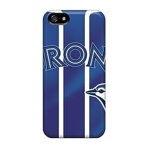 [nIr6065eztL] - New Toronto Blue Jays Protective Iphone 5/5s Classic Hardshell Cases