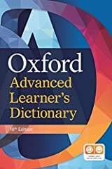 Oxford Advanced Learner's Dictionary Paperback (with 1 year's access to both Premium Online and App) Paperback