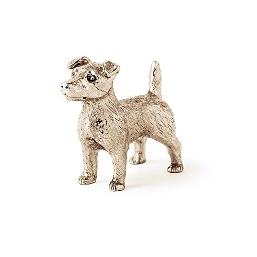 Jack Russell Terrier (large) dog figure made in UK (japan (Big Jack Russell Terrier)