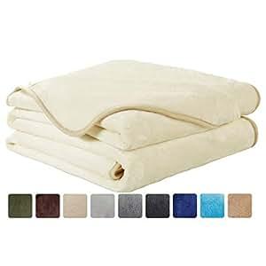 easeland soft king size blanket summer cooling warm fuzzy microplush lightweight thermal fleece. Black Bedroom Furniture Sets. Home Design Ideas