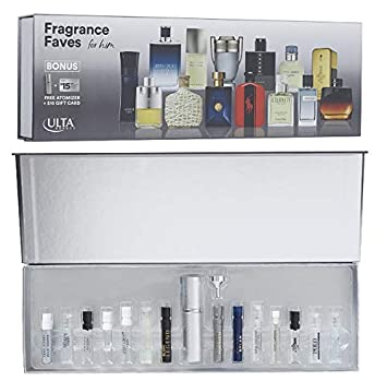 fad2d4a546 Amazon.com   Ulta Fragrance Faves for him Brand Collection 14-pcs ...