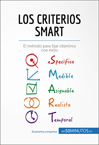 Los criterios SMART: El método para fijar objetivos con éxito (Gestión y Marketing) (Spanish Edition)