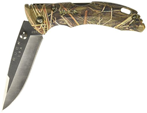 Buck Knives 284 Bantam One Hand Opening Folding Knife