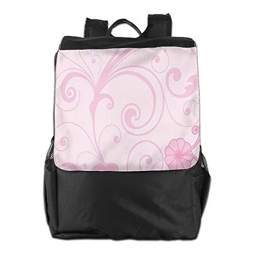 y Flow Mujeres Camping de al para Correa School Espalda Personalizada Viaje para Almacenamiento Mochila Cruzada Hombres Ajustable Libre Pink Hombro Aire HSVCUY el para Y4Bz1n