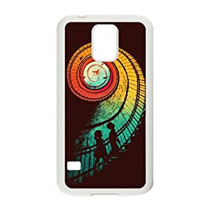 WJLCASE Design - 9WJL0893 Custom Journey Durable Hard Back Cover Case for SamSung Galaxy S5 I9600