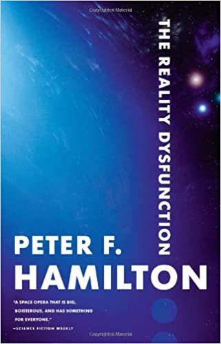 Peter F. Hamilton - The Reality Dysfunction Audiobook