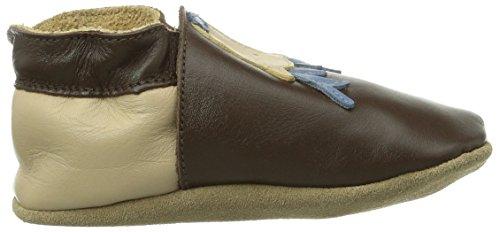Bobux 460743 - Calzado de primeros pasos Unisex adulto Chocolate