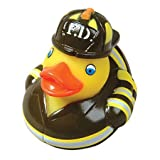 12 Fire Fighter Rubber Ducks