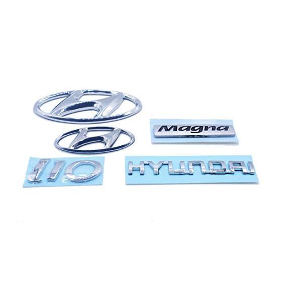 DaTeen Hyundai i10 Magna Hyundai Emblem
