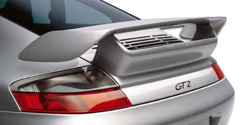 Duraflex ED-ZBB-147 GT-2 Look Wing Trunk Lid Spoiler - 1 Piece Body Kit - Compatible For Porsche 996 1999-2004