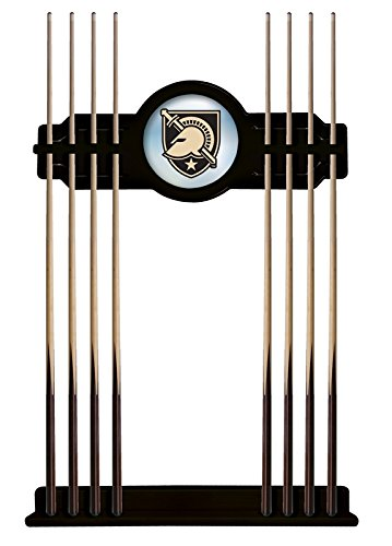 - US Military Academy (ARMY) Cue Rack in Black Finish