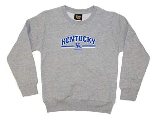 University of Kentucky Toddler Gray Fleece Sweatshirt