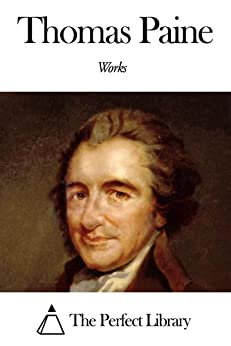 A look at the works of thomas paine an american author