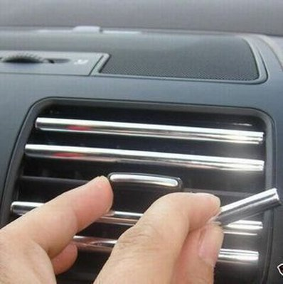 docooler-4m-u-style-diy-car-interior-air-conditioner-outlet-vent-grille-chrome-decoration-strip-silv