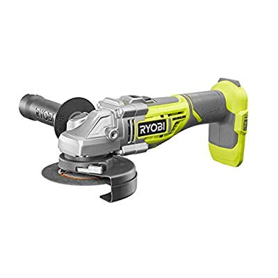 """Ryobi P423 18V 4-1/2"""" Brushless Cut-Off Tool/Grinder - Tool Only (Battery and Charger NOT Included)"""