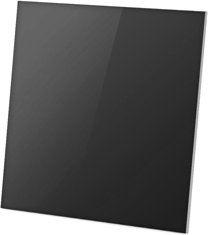 Cascade etc. Nuage Neewer 100x100mm ND1000 Filtre Densit/é Neutre R/éduction dOuverture DE 10-Stop MRC ND avec Pochette de Filtre pour Photographie de Rivi/ère Eclipse Solaire Soleil