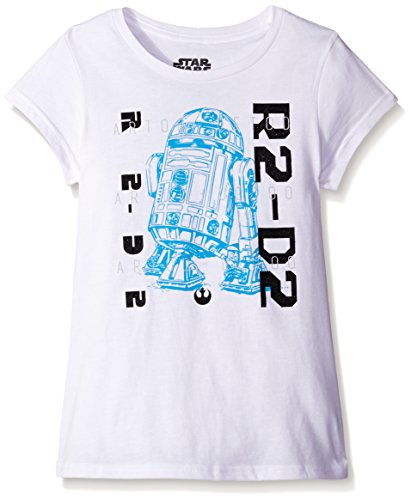 Star Wars Girls Triangular T Shirt