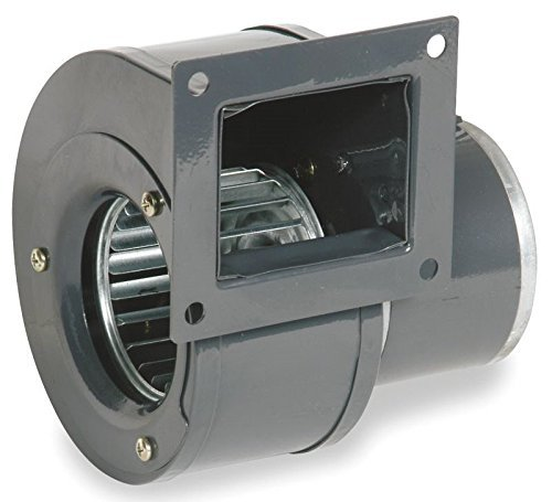 - Dayton Model 1TDR6 Blower 150 CFM 2450 RPM 115V 60/50hz (4C006) by Dayton