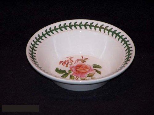 Portmeirion Botanic Roses Oatmeal Bowl-Warn Wishes