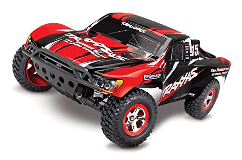 Traxxas Slash 1/10-Scale 2WD Short Course Racing Truck with TQ 2.4GHz Radio System, Mark (Traxxas Cars)