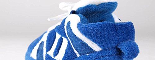 Comfy Feet DUK03PR - Duke Blue Devils NCAA Happy Feet Baby Slippers - Image 5