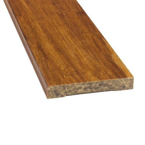 Boedika 9-50085 100-Percent 72-Inch Bamboo Wall Base Woven Carbonized 2-pack