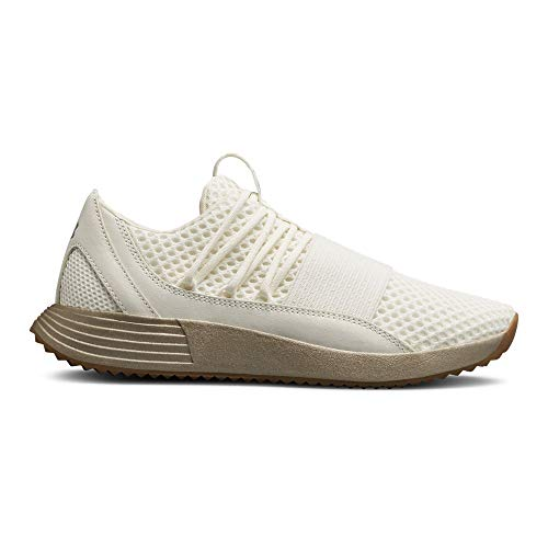 Breathe Lace X NM Sneaker, Ivory (101)/Metallic Faded Gold, 8 ()