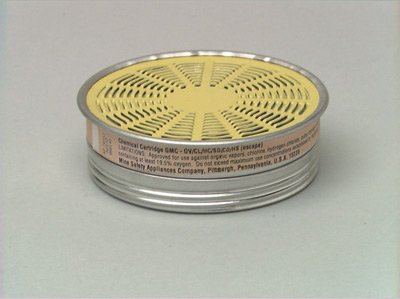 MSA GMC Cartridge For Comfo(R) Series Air Purifying Respirator (APR)