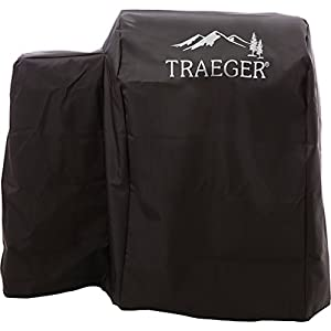 Traeger BAC374 20 Series Full Length Grill Cover from fabulous Traeger
