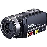 "DeeXop HD Digital Camera Digital Video Camcorder Night Vision 24MP Camera with 2.7"" LCD Screen"
