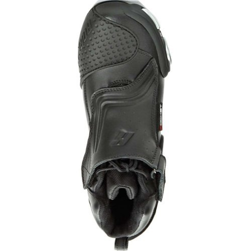 Joe Rocket Velocity VX-2 Men's Hybrid Boots (Black, Size 12) Rocky Road Boot