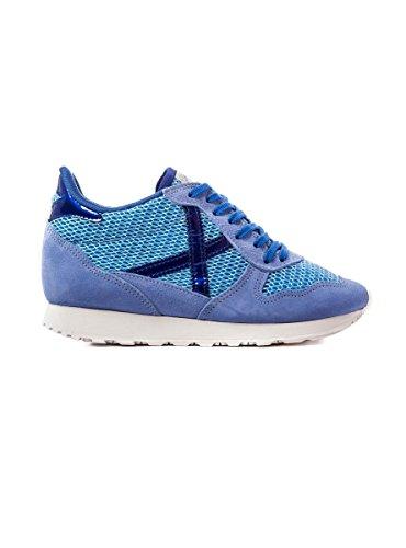 12 Mujer Bajas Zapatillas Cloud Munich Azul pUn4w0wx