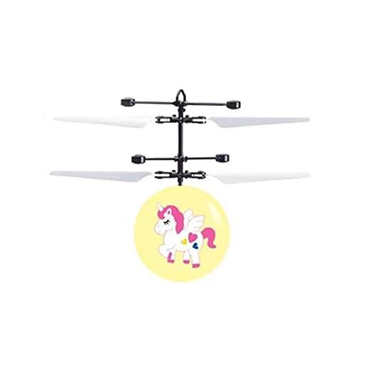 Juguete De Bola Voladora De Inducción, Luz LED Intermitente De ...