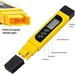 XIAOXIAO-TDS-Tester-Pen-Portatile-Qualita-Acqua-TDS-EC-Misuratore-di-temperatura-Digital-TDS-Tester-Qualita-Acqua-Test-Meter-TDS-PH-2-in-1-Set-0-9990-PPM-Gamma-di-Misura-1-PPM-Risoluzione