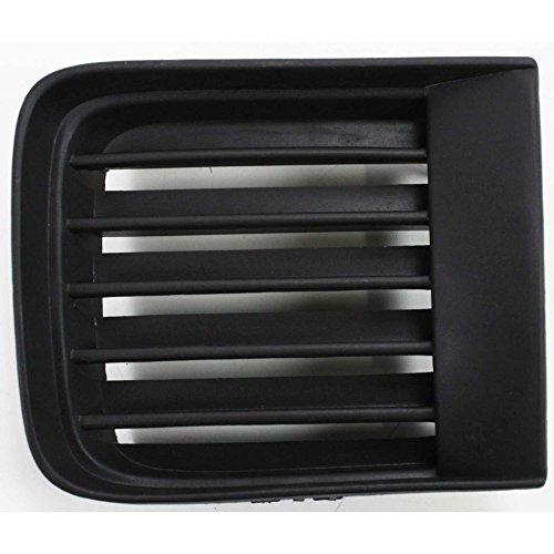 Bumper Grille compatible with Nissan Pathfinder 99-04 Front Bumper Finisher Inner Left Side