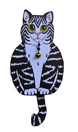 Quartz Cat Clock - 1