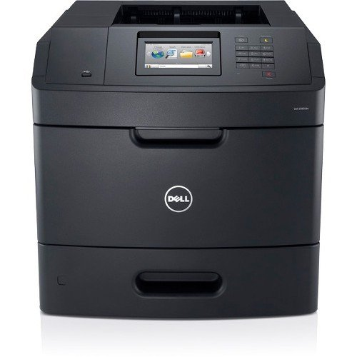 Dell S5830dn Workgroup 63PPM 600x600DPI Smart Printer, with Dell 3-Year Next Business Day Onsite Service Warranty [PN: S5830dn-3Y]