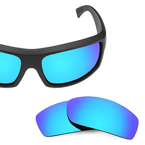 Hielo Zipper Polarizados Revant múltiples Azul Lentes de Mirrorshield Opciones para repuesto — Von Clutch XRZwP