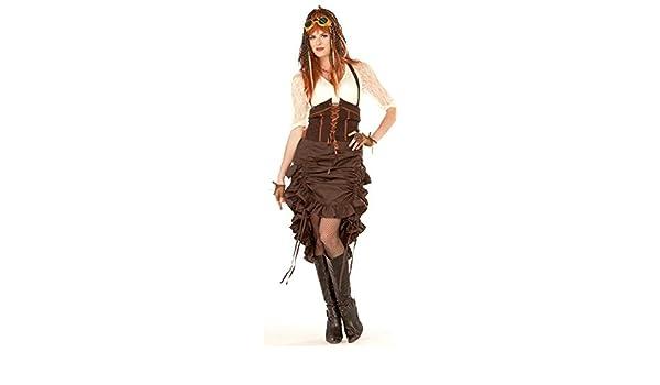 Forum Novelties X76372 - Falda para mujer (tallas 36-42): Amazon ...