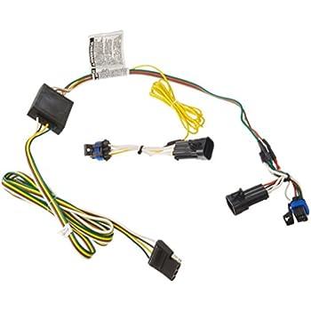 amazon com tekonsha 118264 4 flat tow harness wiring package rh amazon com
