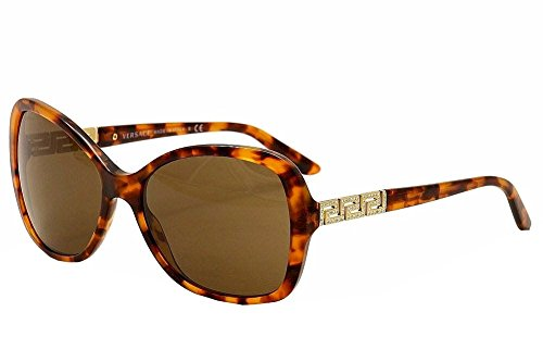 Versace Womens Sunglasses (VE4271B 58) Tortoise/Brown Acetate - Non-Polarized - - Sunglasses 2014 Versace