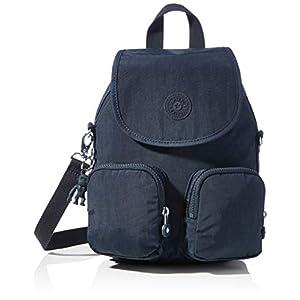 Kipling Firefly Up, Backpacks Femme, Noir, 14x22x31 cm