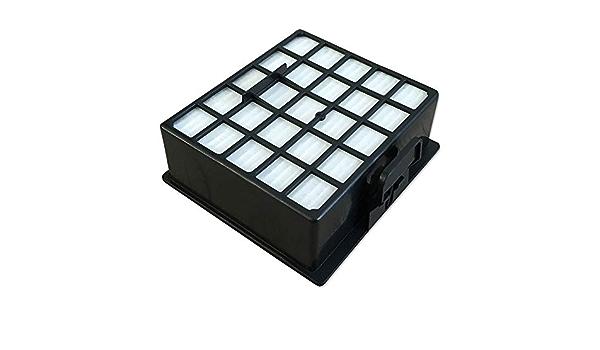 PakTrade Filtro de Hepa para Aspiradoras Bosch GL-40 bagless Pro parquet hepa 2200W BSGL42283//01