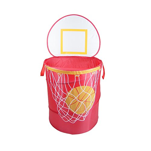 RedmonUSA-Redmon-for-Kids-Basketball-Storage-Bag-Red