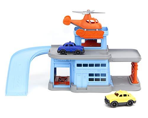 41jSHmghCpL - Green Toys Parking Garage