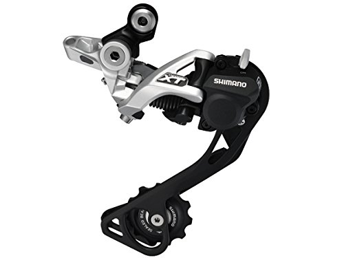 SHIMANO XT RD-M786-SGS Shadow Direct Mount Rear Derailleur, Silver