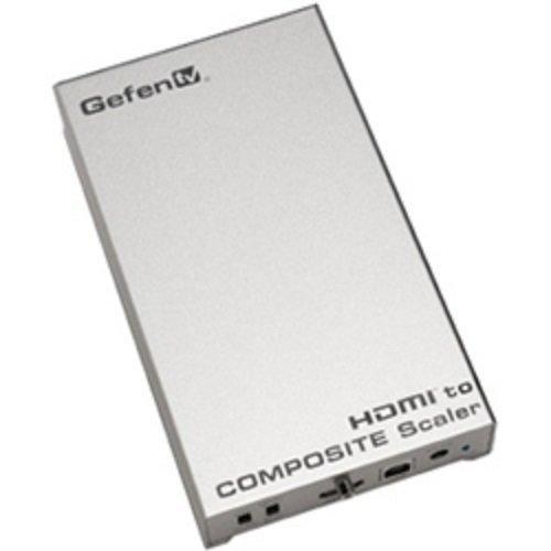 Gefen GTV-HDMI-2-COMPSVIDSN | HDMI to Composite S Video Converter by Gefen