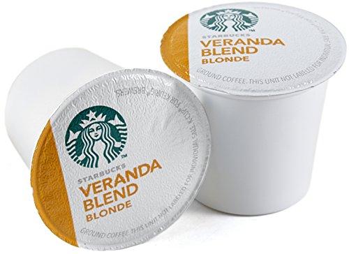Keurig Starbucks Veranda Blend Blonde Roast Coffee Keurig K-Cups, 160 Count by Starbucks