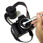 Multi-Purpose Cleanroom Foam Tip Cleaning Swab Kit for Camera, Optical Lens, Arts and Crafts, Painting, Gun, Printer…